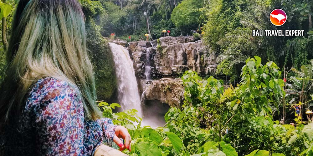Tegenungan-Bali Travel Expert
