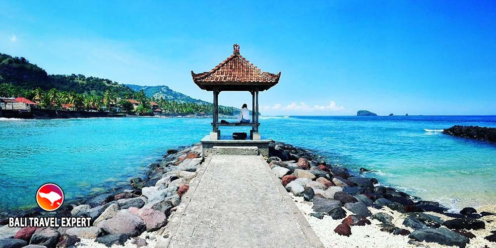 Candi Dasa Beach - Bali Travel Expert
