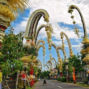 penjor galungan Bali Trips - Bali Travel Expert